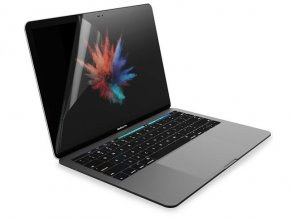Ochranná fólie na displej pro MacBook Pro 15 (2016-2018) - Devia, Screen Protector