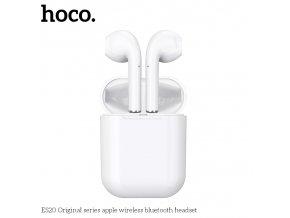 Bezdrátová sluchátka pro iPhone a iPad - HOCO, ES20 Original