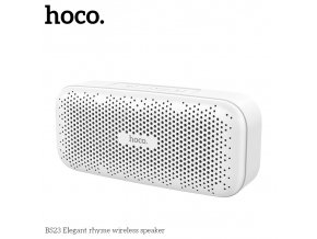 Bluetooth reproduktor - Hoco, BS23 ElegantRhyme White