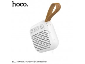 Bluetooth reproduktor - Hoco, BS22 RhythmicMotion White