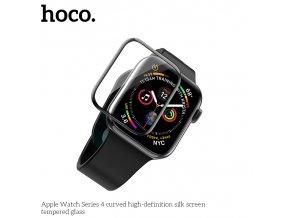 Tvrzené sklo pro Apple Watch 40mm - HOCO, Tempered Glass