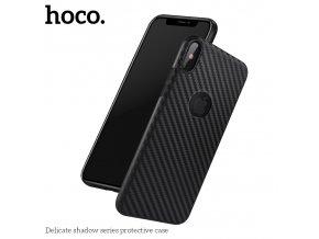 Ochranný kryt pro iPhone XS MAX - Hoco, Delicate Shadow