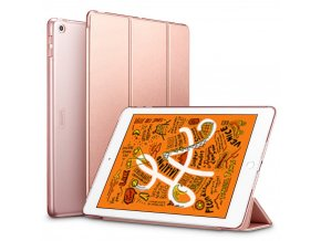 Pouzdro / kryt pro iPad mini 5 - ESR, YIPPEE ROSEGOLD