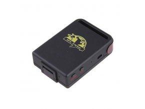 GPS lokátor / tracker TK102