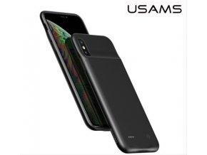 Nabíjecí pouzdro pro iPhone XR - USAMS, Power Case 4000mAh