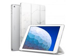 Pouzdro / kryt pro iPad Air 3 - ESR, MARBLE WHITE