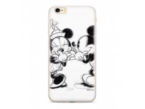 Ochranný kryt pro iPhone 5 / 5S / SE - Disney, Mickey & Minnie 010