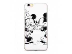 Ochranný kryt pro iPhone XS MAX - Disney, Mickey & Minnie 010