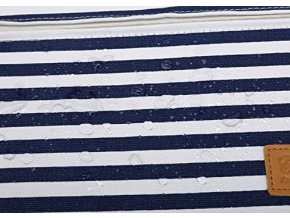 Pouzdro na notebook - CANVASLIFE, 13 Sleeve BretonStripe