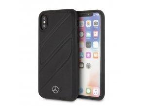 Ochranný kryt pro iPhone XS / X - Mercedes, Organic Back Black