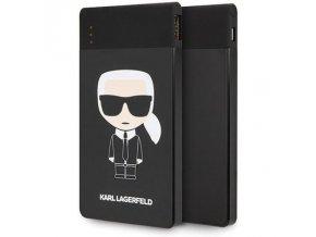 Externí baterie / Powerbanka - Karl Lagerfeld, Iconic 4000mAh