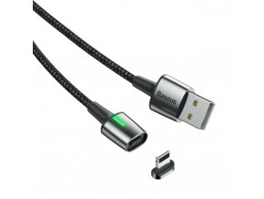 Magnetický kabel Lightning pro iPhone a iPad - Baseus, Magnetic Cable