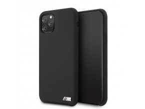 Ochranný kryt na iPhone 11 Pro - BMW, M Silicon Cover Black