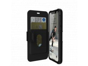 Ochranné pouzdro na iPhone 11 Pro - UAG, Metropolis Black