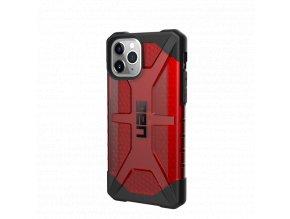 Ochranný kryt na iPhone 11 Pro - UAG, Plasma Magma Red