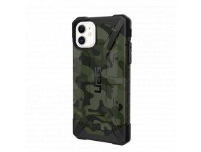 Ochranný kryt na iPhone 11 - UAG, Pathfinder SE Forest Camo