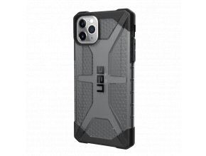 Ochranný kryt na iPhone 11 Pro MAX - UAG, Plasma Ash Smoke