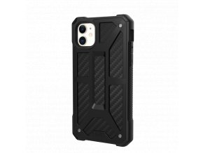 Ochranný kryt na iPhone 11 - UAG, Monarch Carbon Fiber