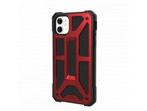 Ochranný kryt na iPhone 11 - UAG, Monarch Crimson Red