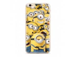 Ochranný kryt pro iPhone 5 / 5S / SE - Minions, 020