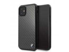 Ochranný kryt na iPhone 11 - BMW, Signature Carbon Black