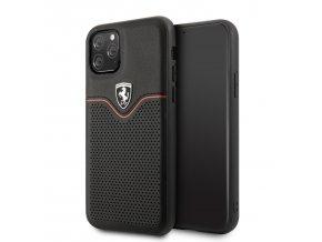 Ochranný kryt na iPhone 11 - Ferrari, Victory Cover Black