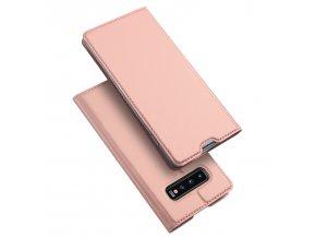 Pouzdro pro Samsung Galaxy S10 - DuxDucis, SkinPro Rose