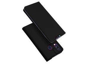 Pouzdro pro Samsung Galaxy A40 A405F - DuxDucis, SkinPro Black