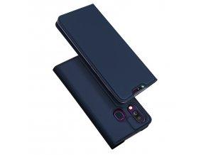 Pouzdro pro Samsung Galaxy A40 A405F - DuxDucis, SkinPro Blue