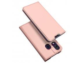 Pouzdro pro Samsung Galaxy A40 A405F - DuxDucis, SkinPro Rose