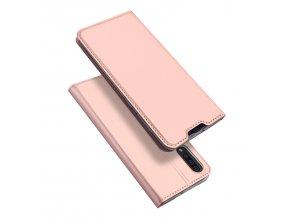 Pouzdro pro Samsung Galaxy A50 A505F - DuxDucis, SkinPro Rose