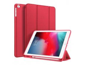 Pouzdro pro iPad 2018 / iPad 2017 / iPad Air 2 / iPad Air 1 - DuxDucis, Osom Red