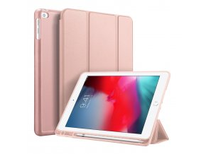 Pouzdro pro iPad 2018 / iPad 2017 / iPad Air 2 / iPad Air 1 - DuxDucis, Osom Pink