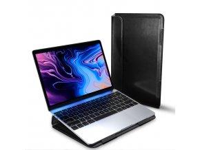 Pouzdro na MacBook Pro 13 (2016-2019) / MacBook Air 13 (2018-2019) - DuxDucis, Hefi Sleeve Black