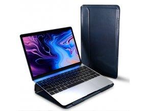 Pouzdro na MacBook Pro 13 (2016-2019) / MacBook Air 13 (2018-2019) - DuxDucis, Hefi Sleeve Blue