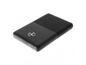 Externí baterie / Powerbanka - Mercedes, PowerBank 5000mAh Black