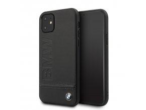 Ochranný kryt na iPhone 11 - BMW, ImPrint Cover Black