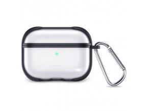 Pouzdro na sluchátka AirPods Pro - ESR, Hybrid Case Black