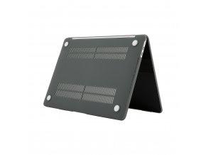 Polykarbonátové pouzdro / kryt na MacBook Air 13 (2010-2017) - Matte Black