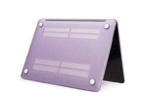Polykarbonátové pouzdro / kryt na MacBook Air 13 (2010-2017) - Matte Purple 88880075