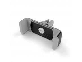 Univerzální držák do mřížky ventilace pro iPhone 4 / 4S / 5 / 5S / 5C / 6 / 6S / SE / 7 / 8 / X - Kenu, Airframe Black