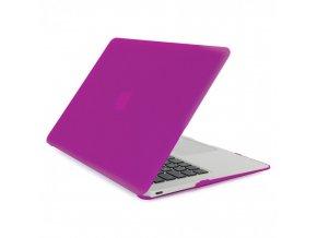 Polykarbonátové pouzdro / kryt na MacBook 12 - Tucano, Nido Purple