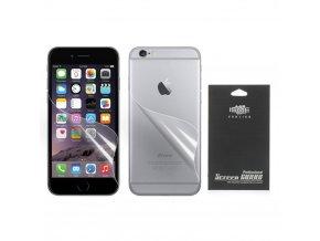 Ochranná fólie pro Apple iPhone 6 Plus / 6S Plus - ISME, lesklá oboustranná