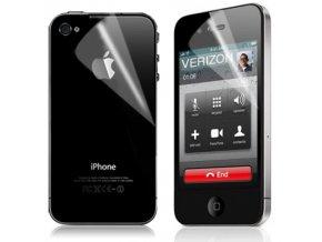 Ochranná fólie pro Apple iPhone 4 / 4S - ISME, matná oboustranná