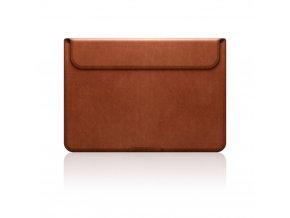 Kožený obal / pouzdro pro MacBook 12 - SLG, D5 CAL Brown