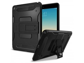 Pouzdro / kryt pro Apple iPad mini 4 - Spigen, Tough Armor Smooth Black