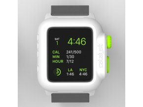 Voděodolné pouzdro / kryt pro 42mm Apple Watch SERIES 1 - Catalyst, Waterproof Green Pop