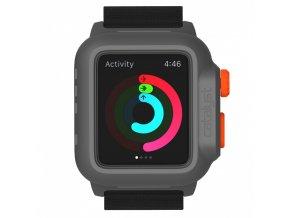 Voděodolné pouzdro / kryt pro 42mm Apple Watch SERIES 1 - Catalyst, Waterproof Rescure Range