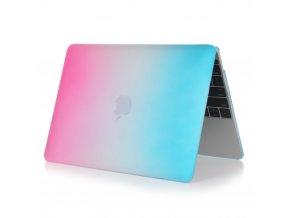 Polykarbonátové pouzdro / kryt na MacBook 12 - Rainbow