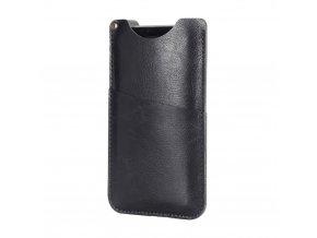Pouzdro / kryt pro Apple iPhone 6 / 6S - Rock, Slim Pouch Black
